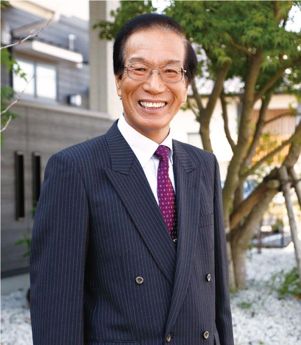理事長 田端 誠四郎